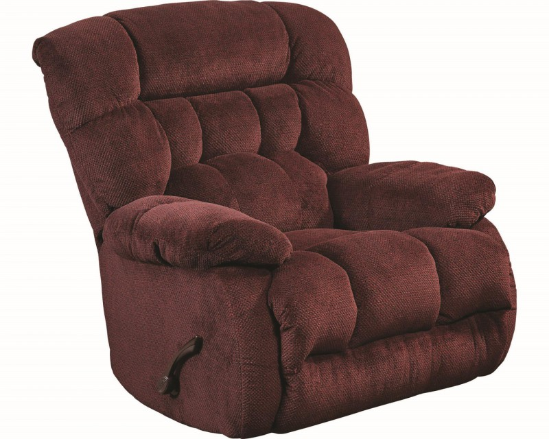 Catnapper   POWER RECLINER DALY CRANBERRY
