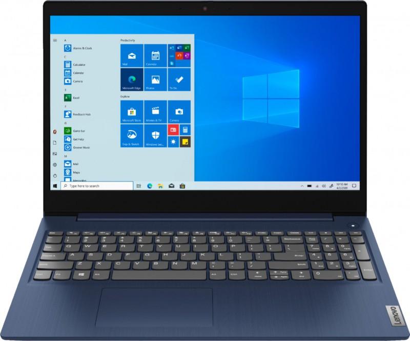 "Lenovo   15.6"" Touchscreen 8GB 256GB Blue"