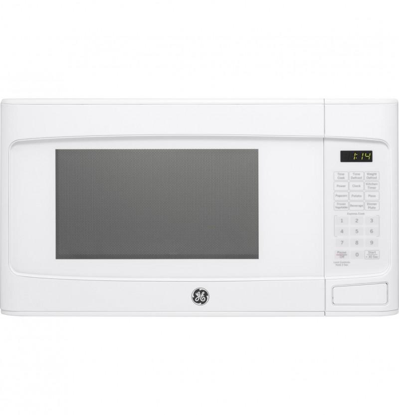 GE Appliances | .09 Cu Ft Microwave White