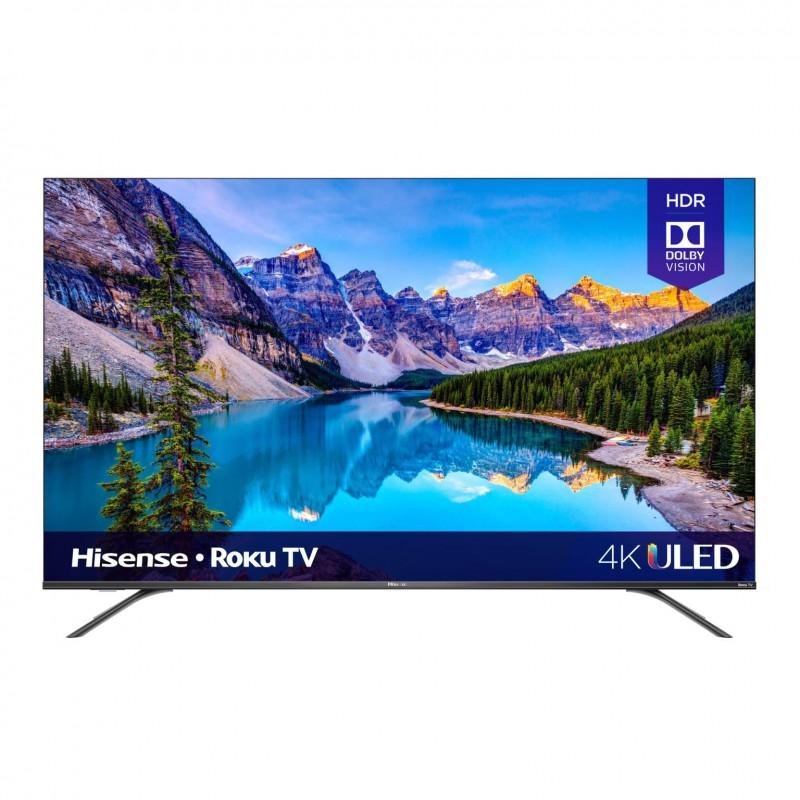 Hisense | 55 inch UHD 4K LED RoKu Smart TV
