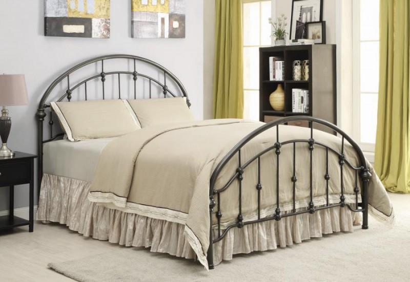 Coaster | Rowan Metal Bed