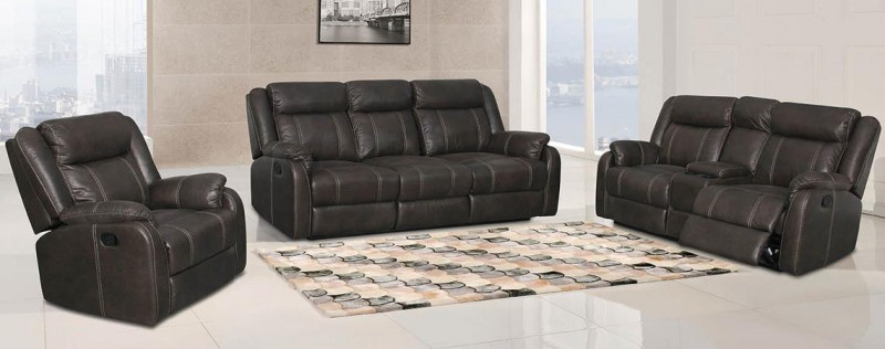 American Imports | GIN RUMMY Double Reclining Sofa