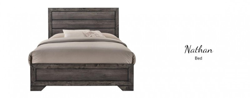 American Imports | Nathan queen bed