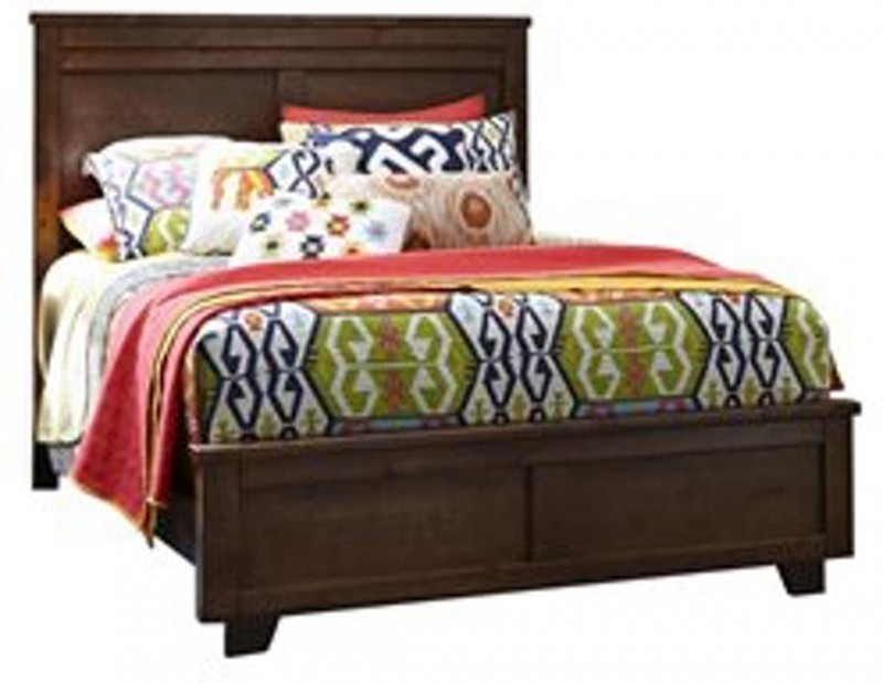 Progressive Furniture | Diego Espresso Queen Bed