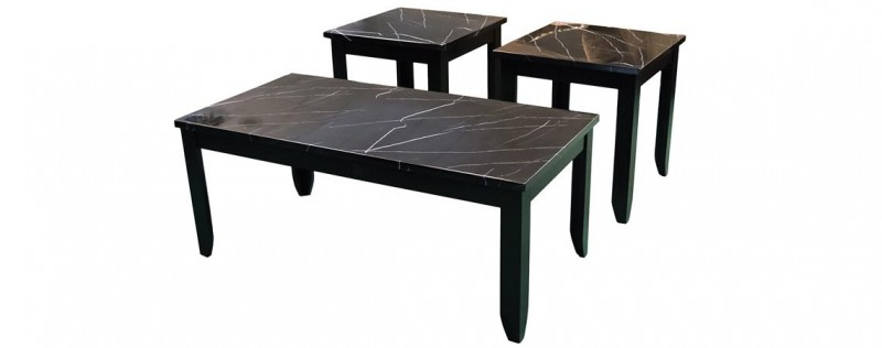 American Imports Desert Barkstone Faux Marble