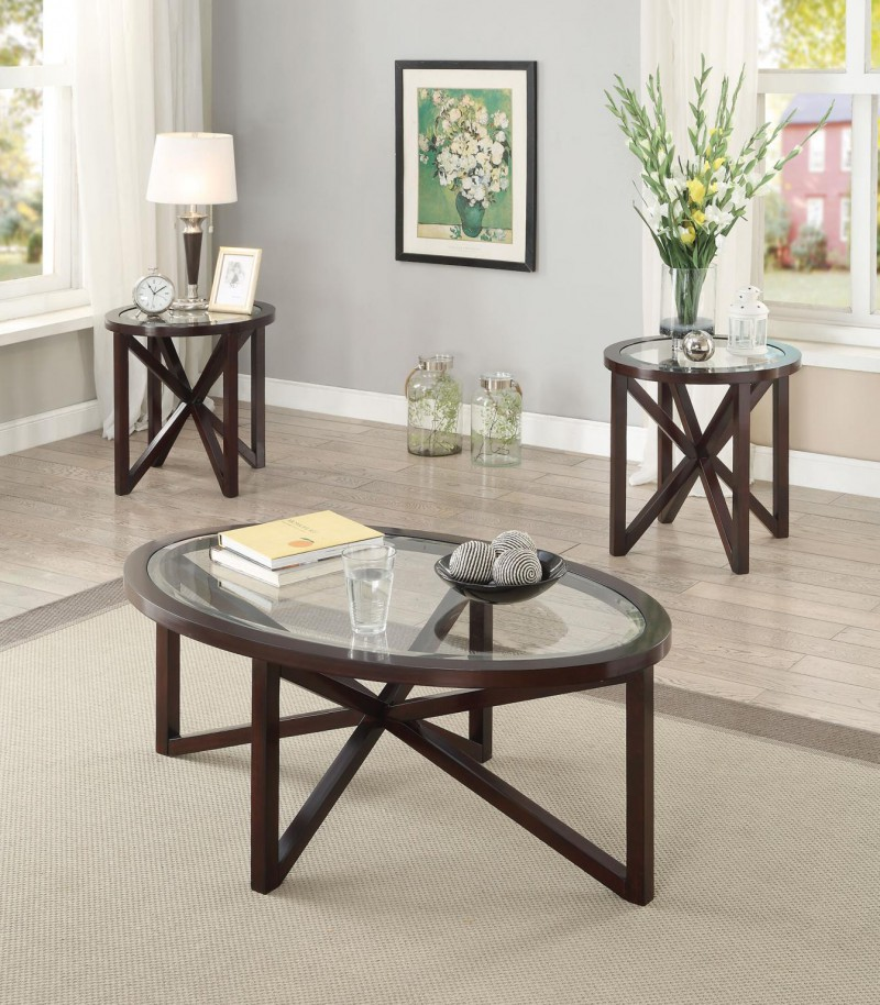 Coaster 3 pack tables