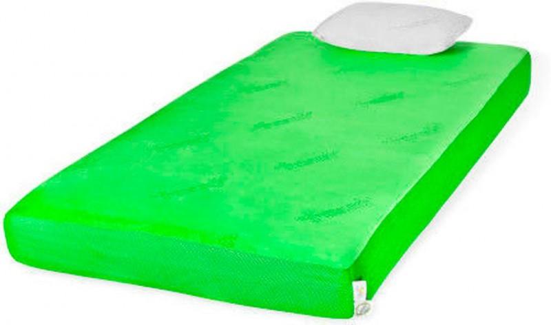Glideaway | Twin Jubilee 7 in. memory foam Green mattress