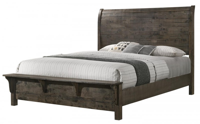 American Imports | QUEEN BED CASSIDY