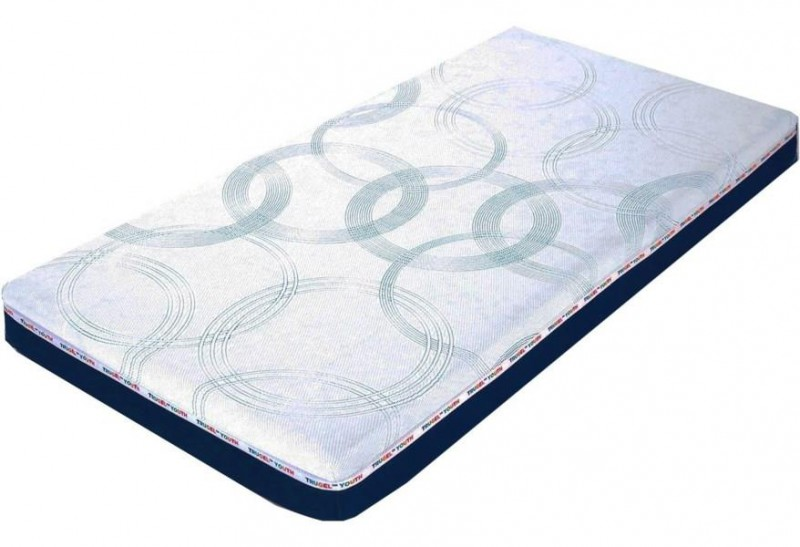Glideaway  Twin Jubilee  Memory Foam Blue mattress