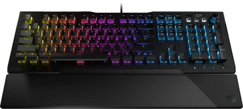 Roccat | Roccat - Vulcan 121 Mechanical Gaming Keyboard - Black