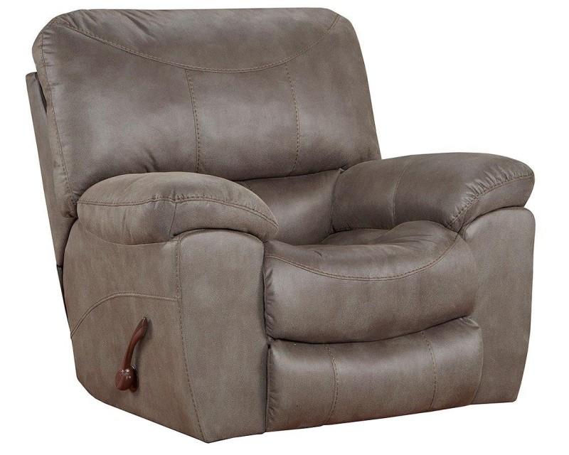 Catnapper | Trent Charcoal recliner