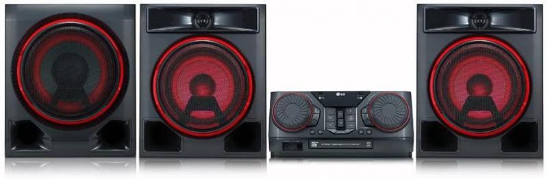 LG | 1100W Entertainment System