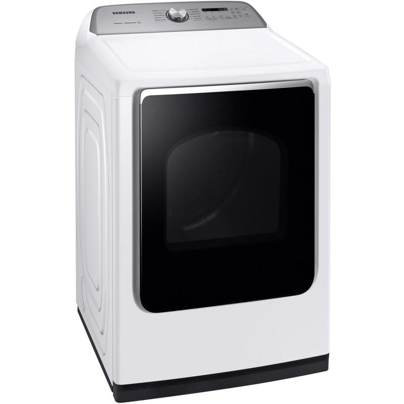 Samsung | 7.4 cf gas TL dryer w/ Steam