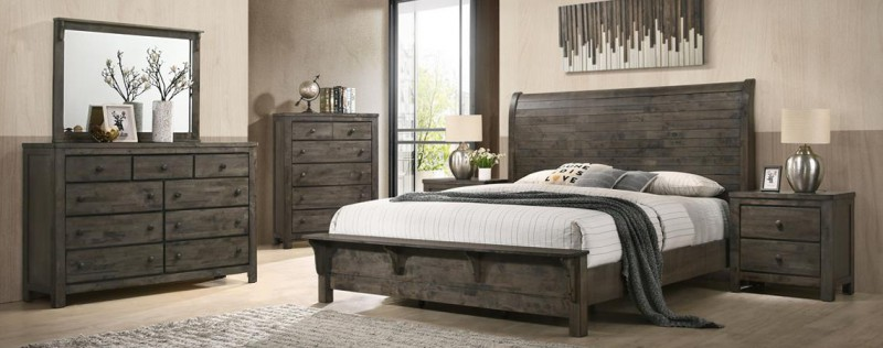American Imports | Cassidy Queen Bed