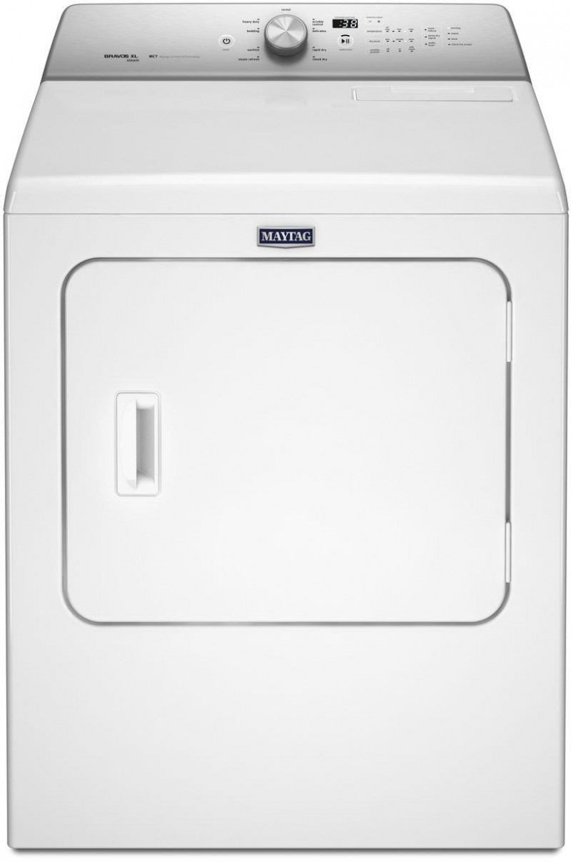 Maytag | 7.0 cu. ft. Capacity 9 Cycles