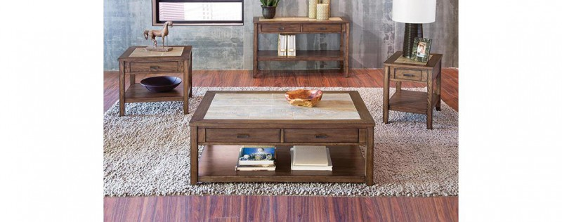 American Imports | Sonoma Country Chairside Table