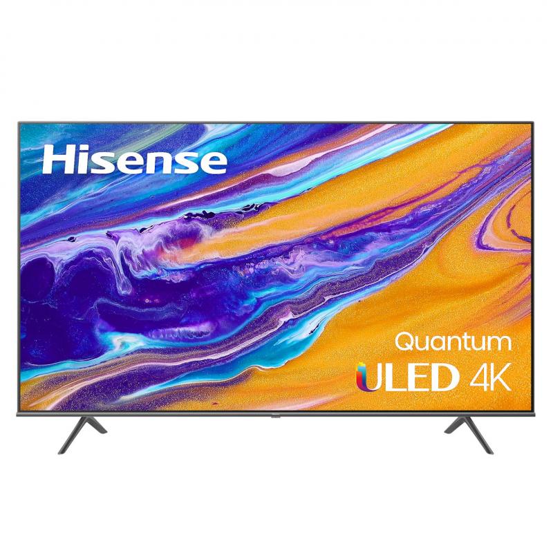 """Hisense   Hisense - 65"""" 4K ULED™ Hisense Android Smart TV"""
