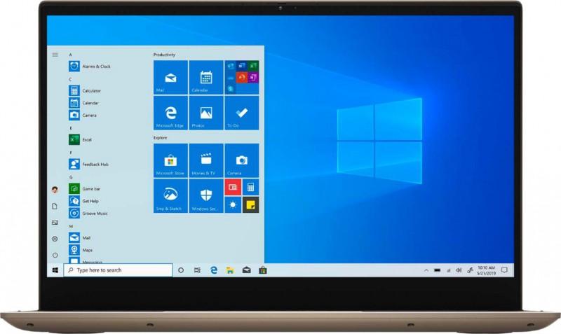 "Dell   14"" Touchscreen 8GB 256GB Sandstorm"