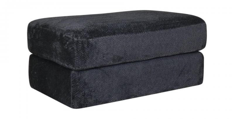 Jackson Furniture   Midwood smoke Ottoman