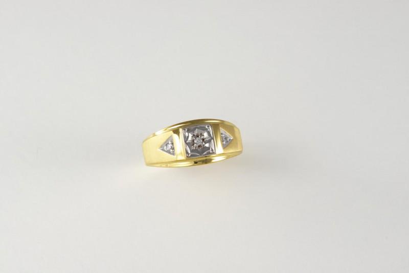 New Generations   Diamond Men's Ring