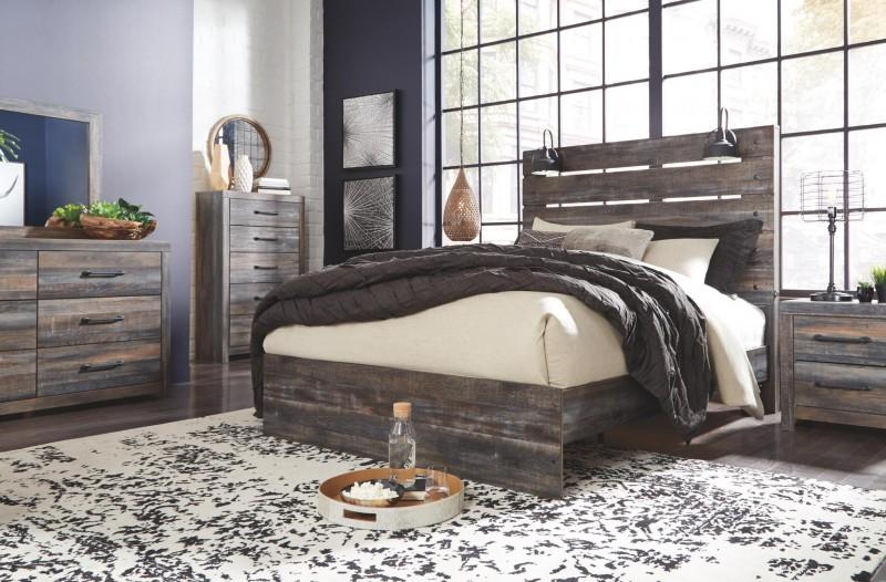 Signature Design | Drystan Multi Queen Bed
