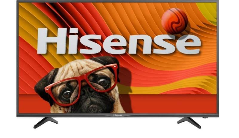 "Hisense   43"" 1080p DLED Smart TV"