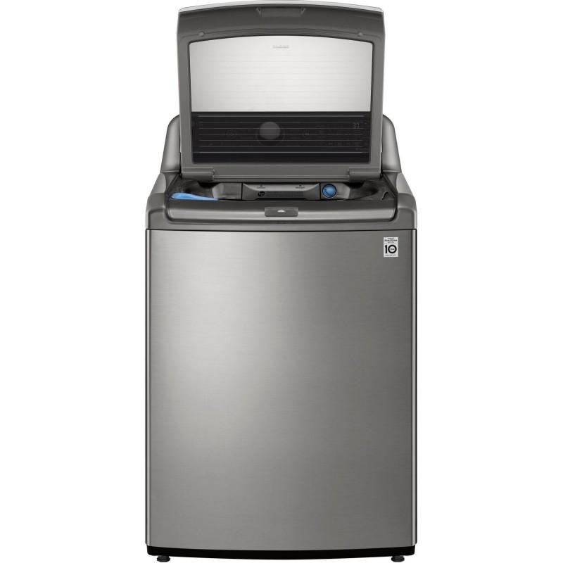 LG | 4.8 CF Mega Capacity Top Load Washer with Agitator
