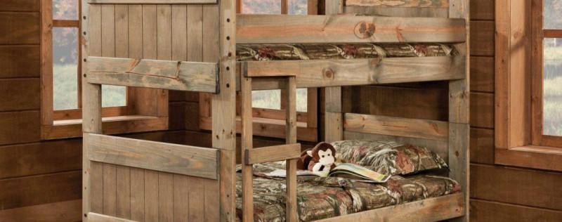 Simply Bunkbeds | T/T Mossy Oak BUNKBED