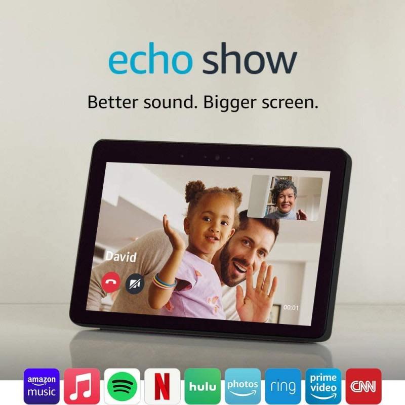 Amazon | 10.1 HD Display Echo 2ns GenerationCharcoal
