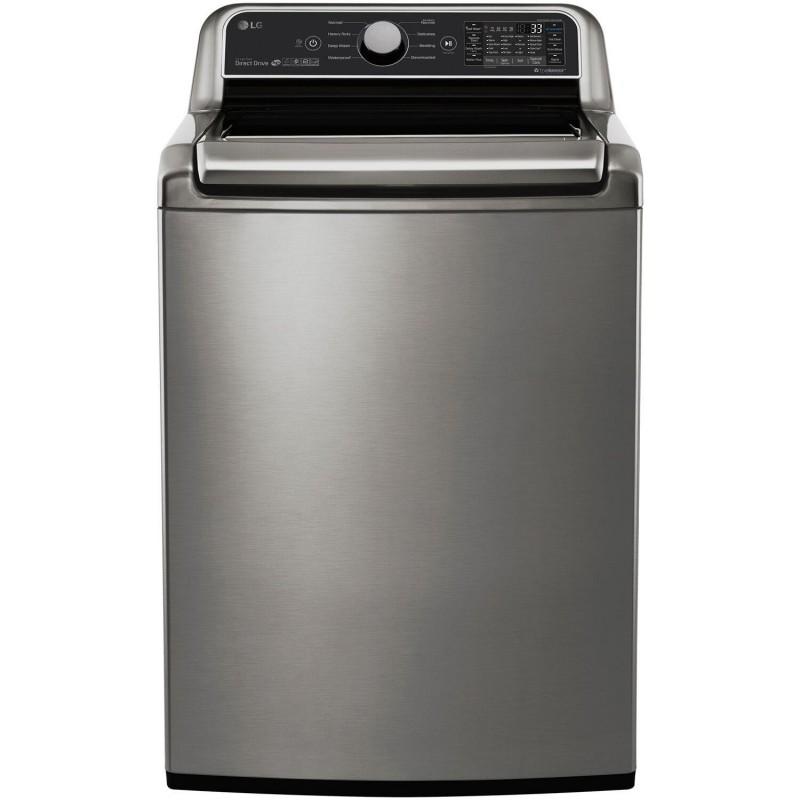 LG 5.0 CuFt  Graphite Washer