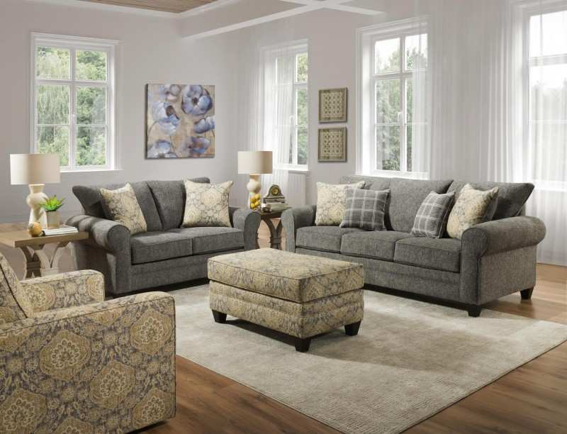 AWF   Watershed Storm Sofa/love 2 PC