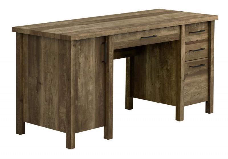 Coaster | Dark Wood Desk