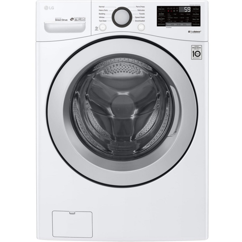 LG | Front-Load Washers