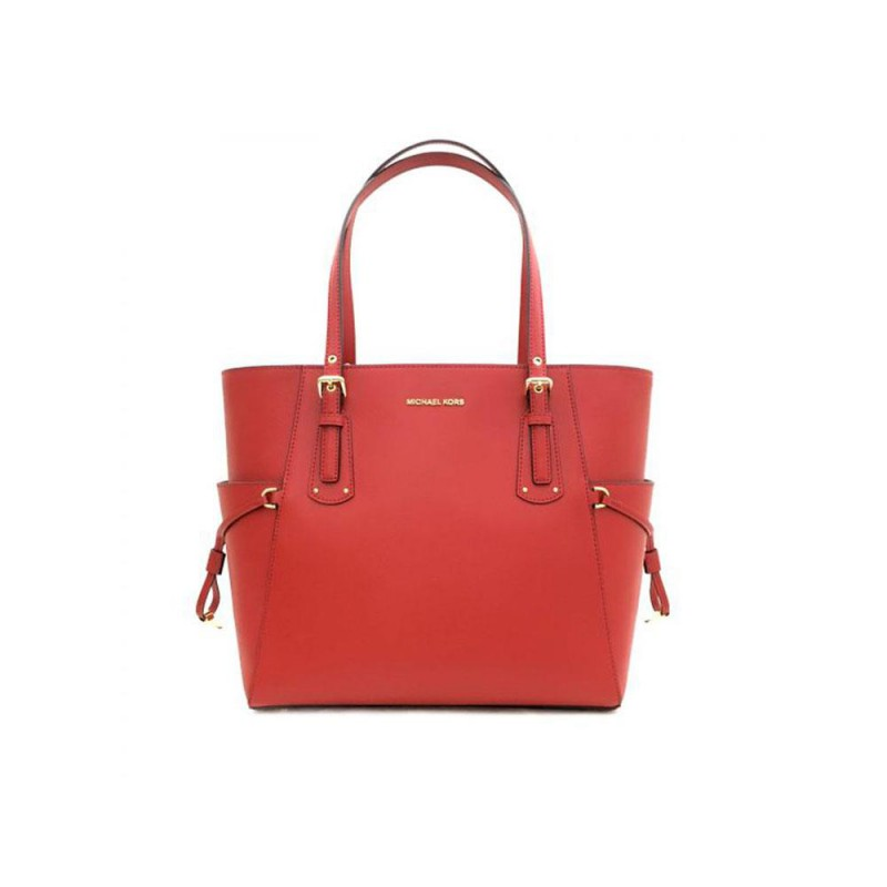 Michael Kors | Voyager East West Tote - Bright Red
