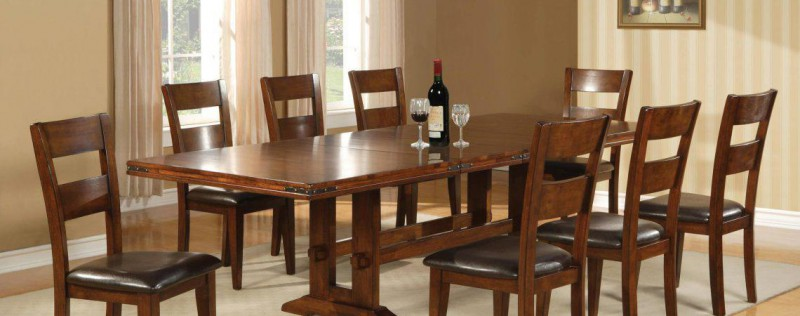American Imports | Hayward Dining Table & 6 Chairs