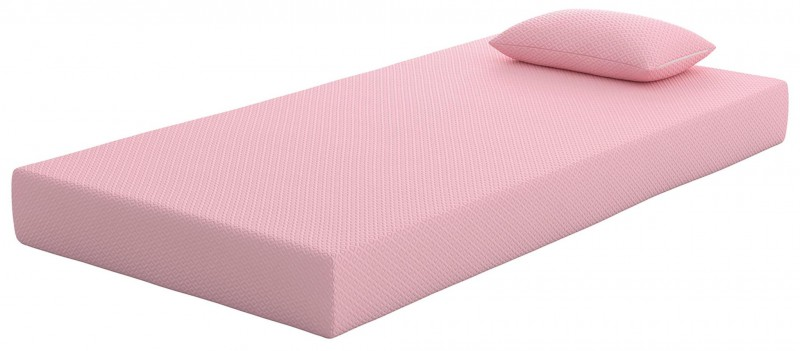 Ikids | Twin Mattress and Pillow