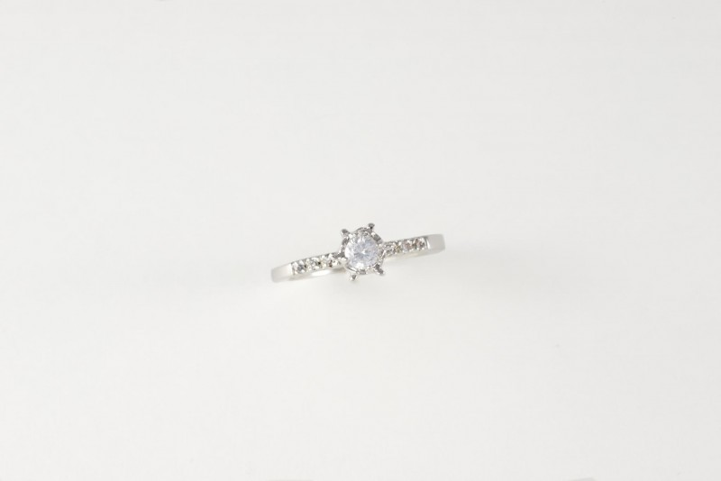 New Generations | Diamond Solitaire Ring