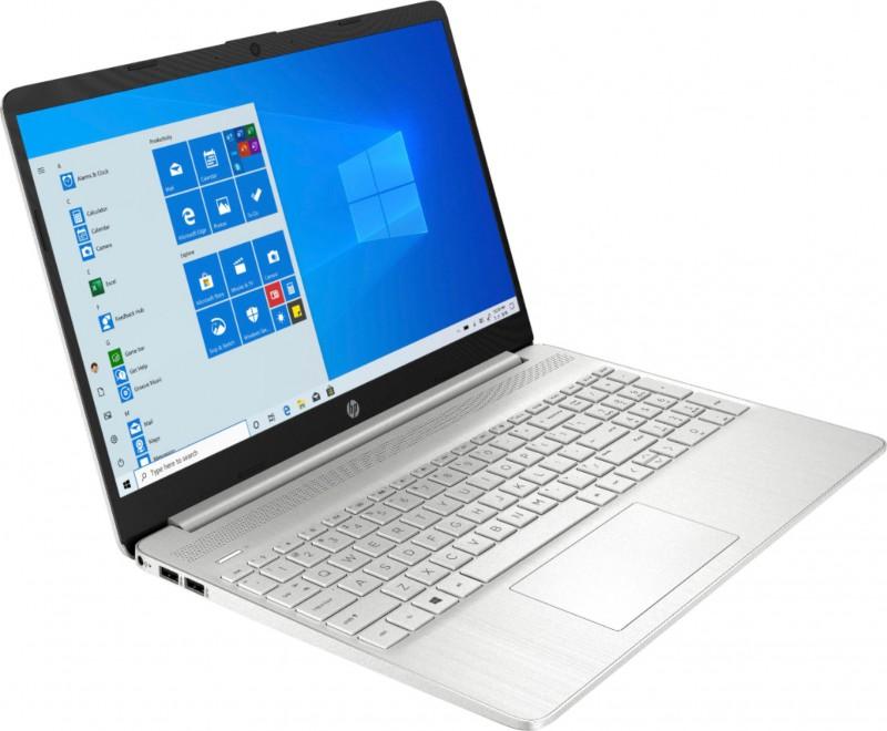 "HP   HP 15.6""  FHD TOUCHSCREEN Laptop - AMD Ryzen 7 4700U  2.0GHZ- 8GB Memory - 512GB SSD - WIN10 - Silver"