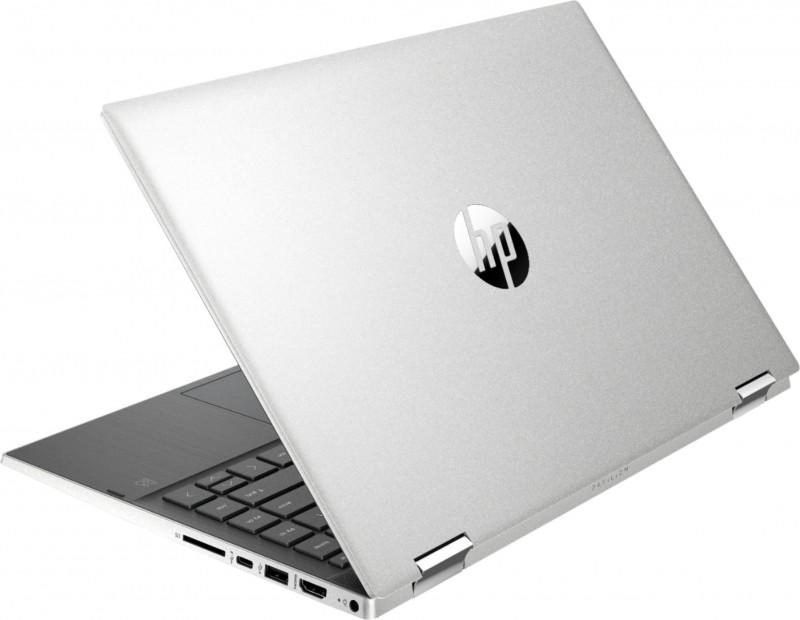 "HP   14"" Touchscreen 8GB 128GB Silver"