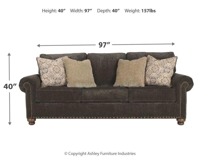 Signature Design   stracelen sable sofa