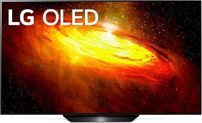 LG | 55 4K Smart OLED TV