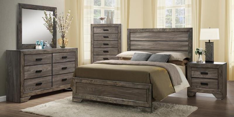 American Imports Queen Bedroom
