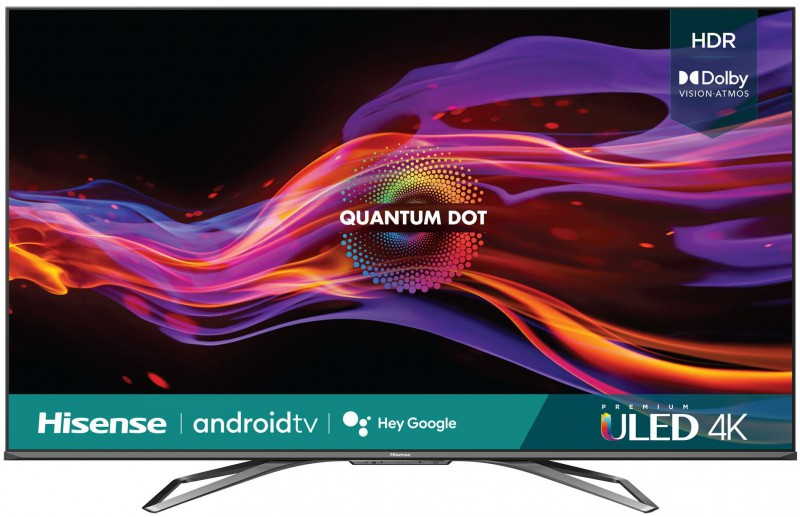 "Hisense | Hisense - 55"" U8G Series Quantum 4K ULED Android Smart TV"