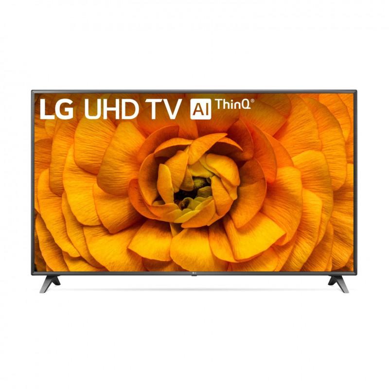 "LG | LG - 86"" 4K HDR Smart LED UHD TV with AI ThinQ®"