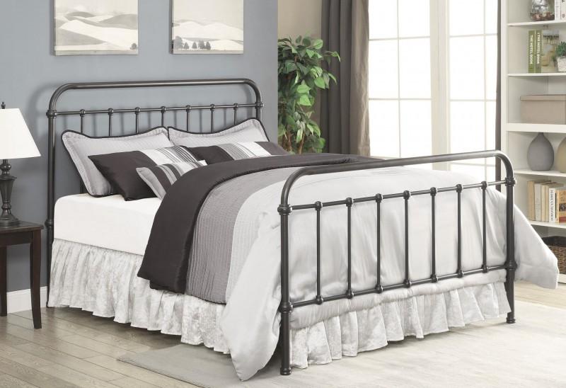 Coaster Livingston Metal Bed