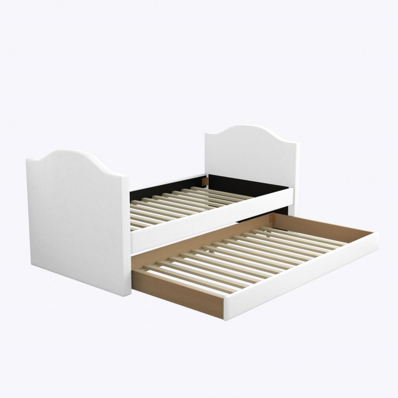 Boyd Twin Messina White Daybed w/Trundle