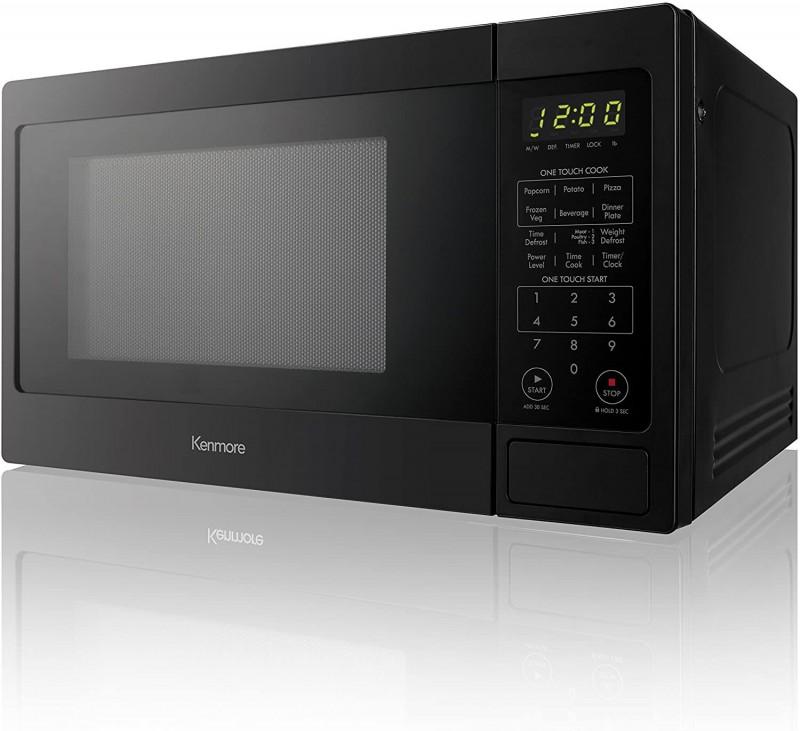 Kenmore | 0.9 Cu Ft Microwave Black