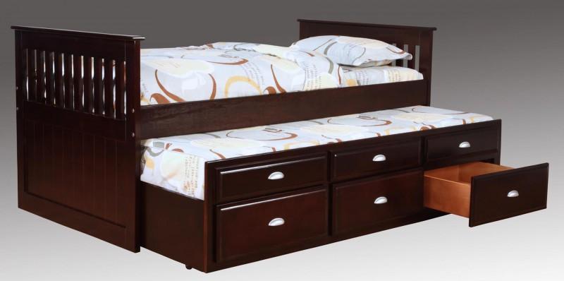 Bernards Logan Merlot Captain's Bed