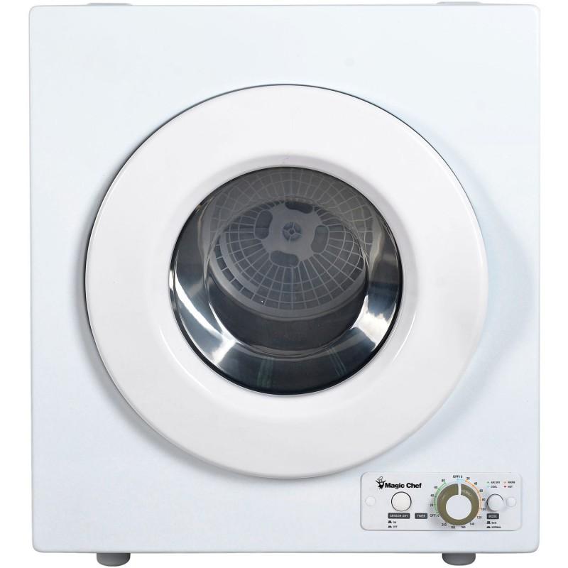 2.6 Cu Ft Compact Dryer