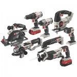 R20 | 20V Max Cordless Drill 8Pc Combo